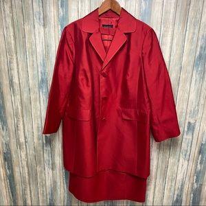 Talbots Plus 2 Piece Dress Suit sz 20W  # V452